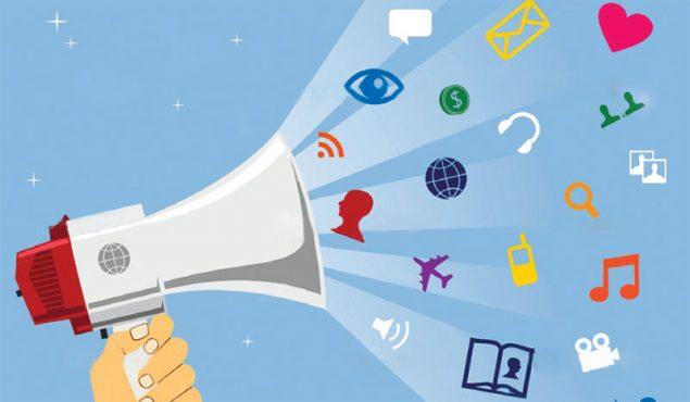 các công cụ truyền thông nội bộ