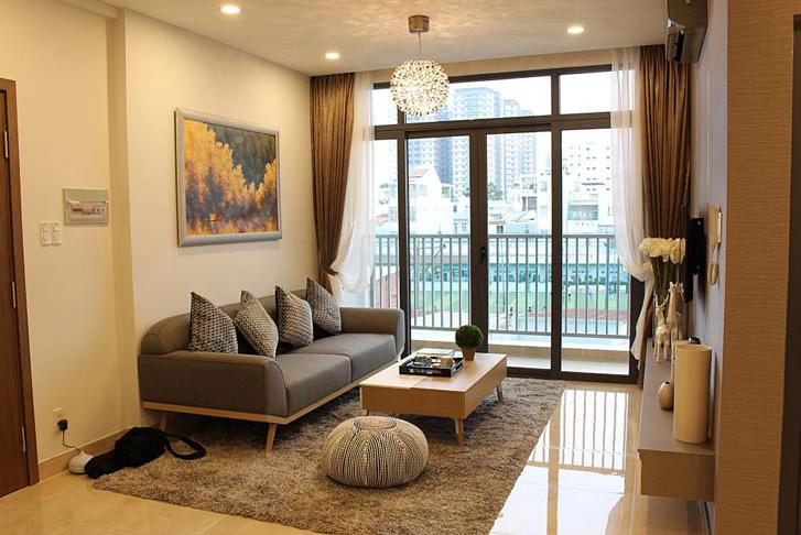 Giao dịch thuận lợi không chỉ cho thuê căn hộ quận 1 nhanh chóng mà còn thanh khoản hiệu quả