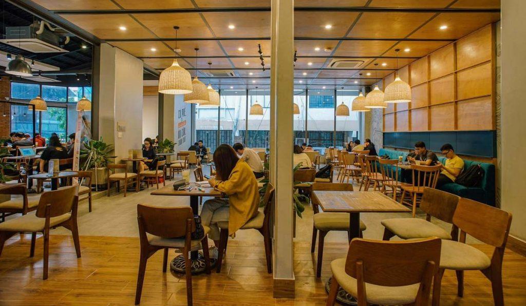 Nghiên cứu thị trườngbán hàng quán cafe - kinh nghiệm kinh doanh quán cafe