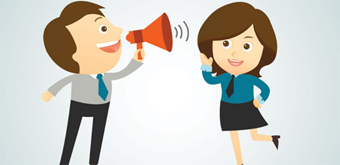 Lắng nghe khách hàng bằng cả trái tim là kinh nghiệm làm sale cần nắm đầu tiên
