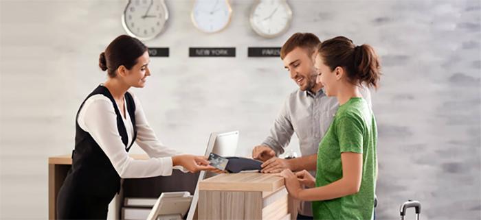 Hãy là người làm chủ khi giao tiếp với khách hàng