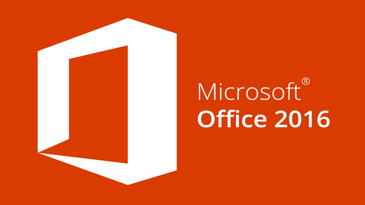 Kết quả hình ảnh cho Phần mềm Microsoft Office2016