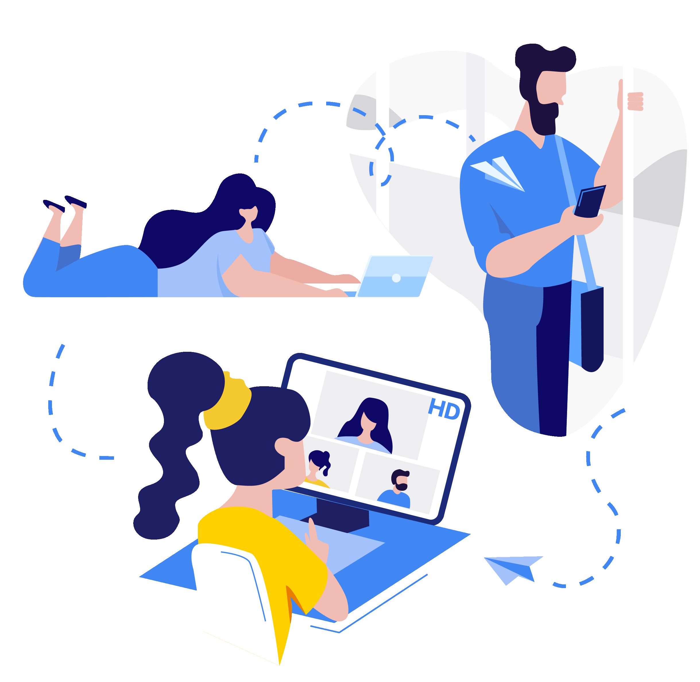 TeamLink - Free Video Conferencing & Web Conferencing