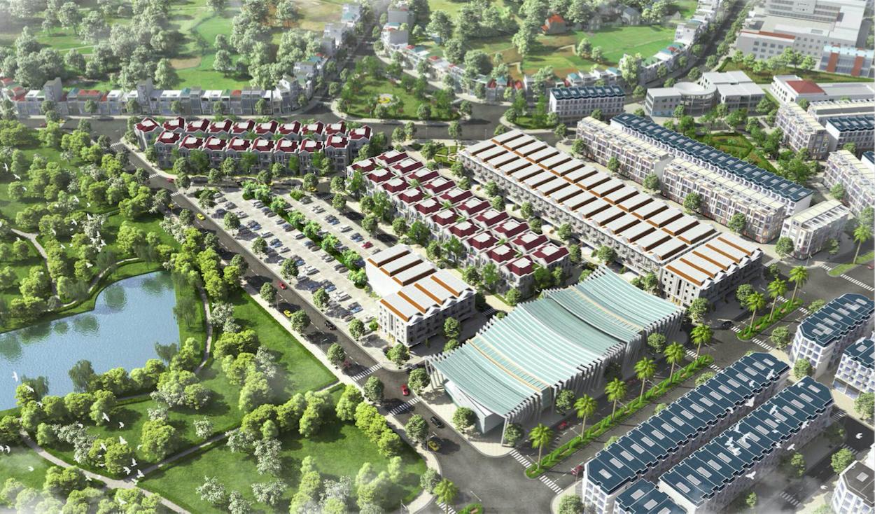 Dự án The Sol City Long An - Thông tin chủ đầu tư | Vị trí. Mặt bằng. Giá  bán
