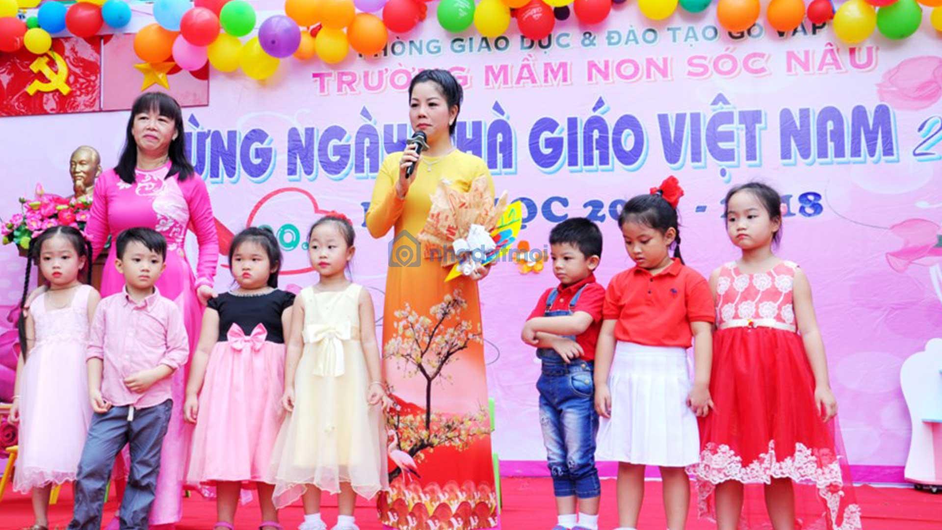 5 bản kế hoạch tổ chức 20/11 ngày nhà giáo Việt Nam chi tiết