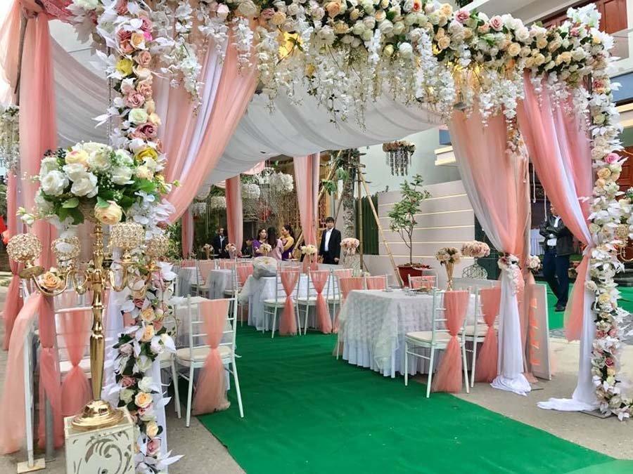 Kinh nghiệm tổ chức tiệc cưới 2