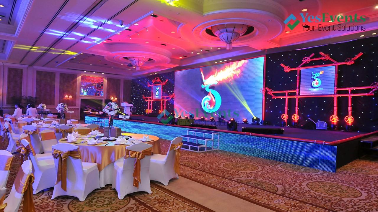 Lam Son JOC First Oil Ceremony | Công ty tổ chức sự kiện uy tín tại TpHCM -  YesEvents - Công ty tổ chức sự kiện uy tín tại TpHCM