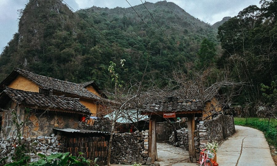 Nhà của Pao, thung lũng Sủng Là