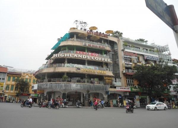 địa điểm kinh doanh