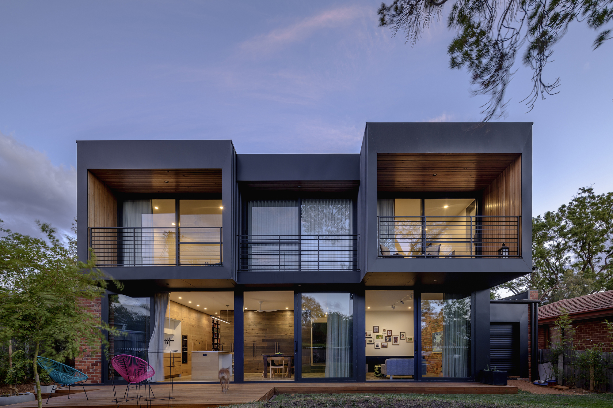 AB House / bwa | ArchDaily