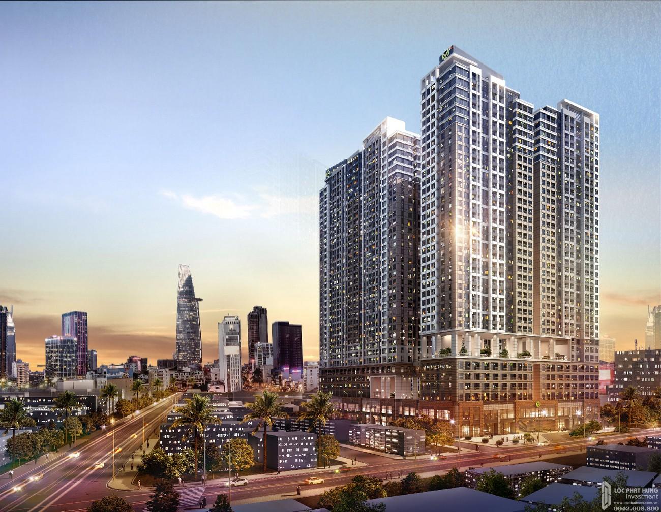 Giá Bán + Thuê Dự Án Căn Hộ Chung Cư Quận 1【05/2021】