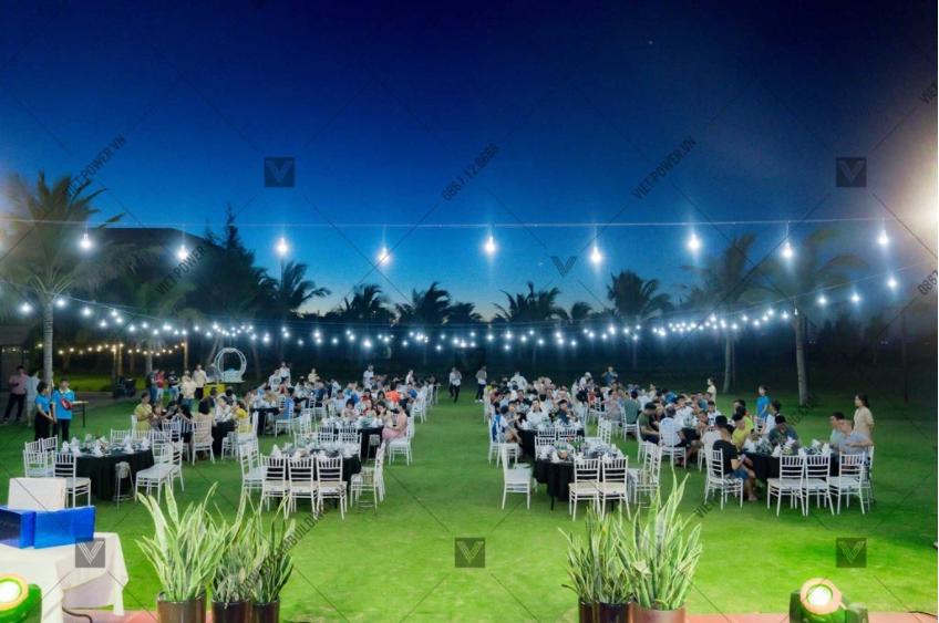 Dịch vụ tổ chức sự kiện ngoài trời chuyên nghiệp