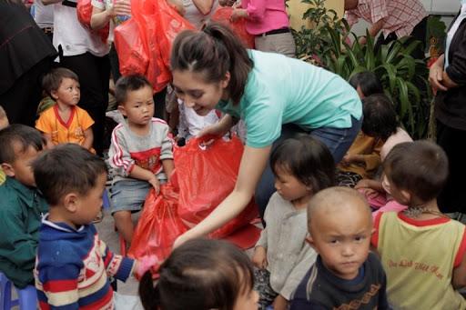 Những lưu ý khi tổ chức từ thiện