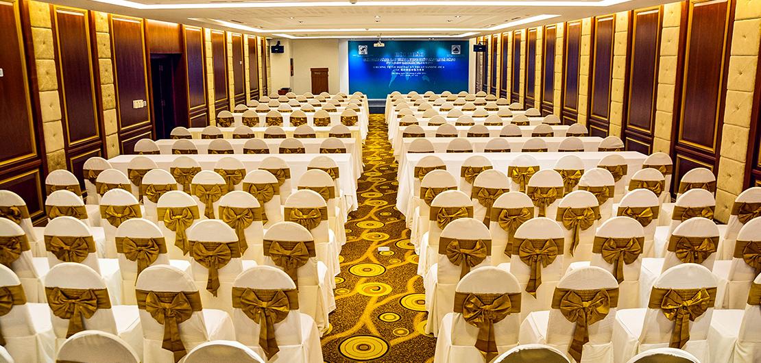 20 phòng hội nghị đẹp giá rẻ cho thuê tổ chức hội thảo và sự kiện - LÂM HOÀNG GROUP