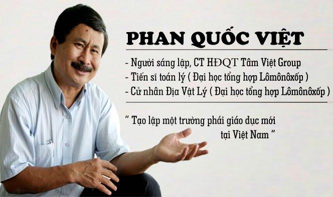 Trung tâm Tâm Việt bị phanh phui Sự thật đáng sợ: Giám đốc Phan Quốc Việt là ai?
