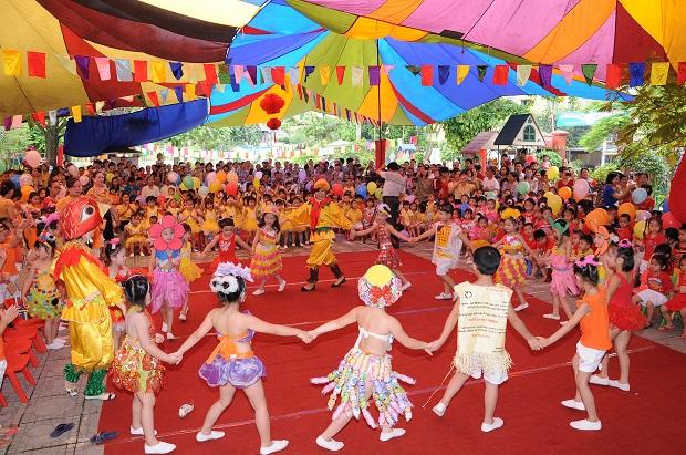 Những lưu ý khi tổ chức sự kiện cho trẻ em - Tổ chức sự kiện Hà Nội