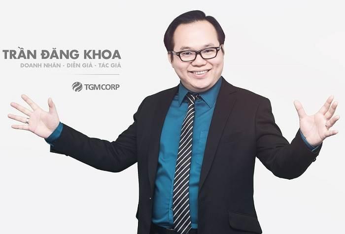 top 10 diễn giả nổi tiếng nhất Việt Nam hiện nay